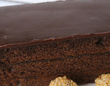 Tartas de caramelo y chocolate etiquetadas incorrectamente